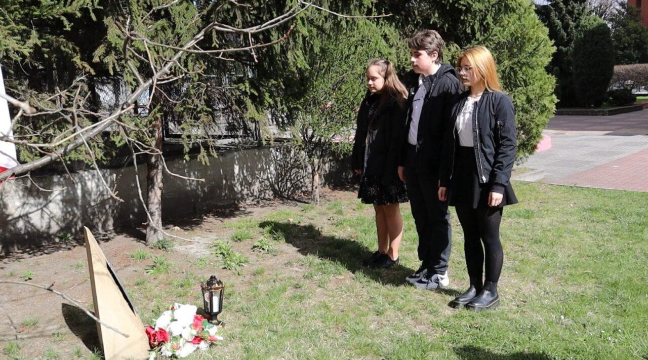 Dziś 13 kwietnia, Dzień Pamięci Ofiar Zbrodni Katyńskiej.