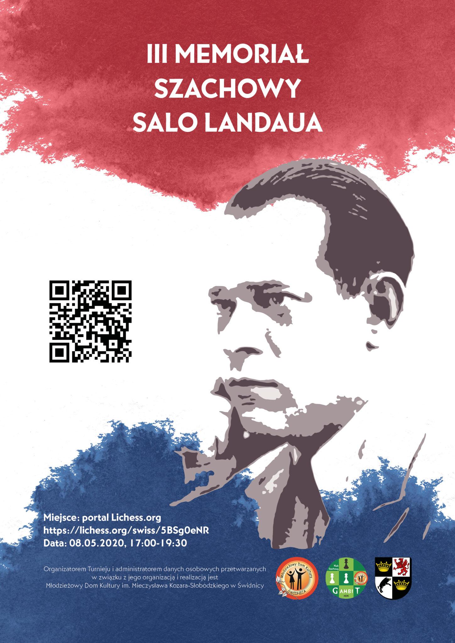 III Memoriał Szachowy Salo Landaua – wyniki