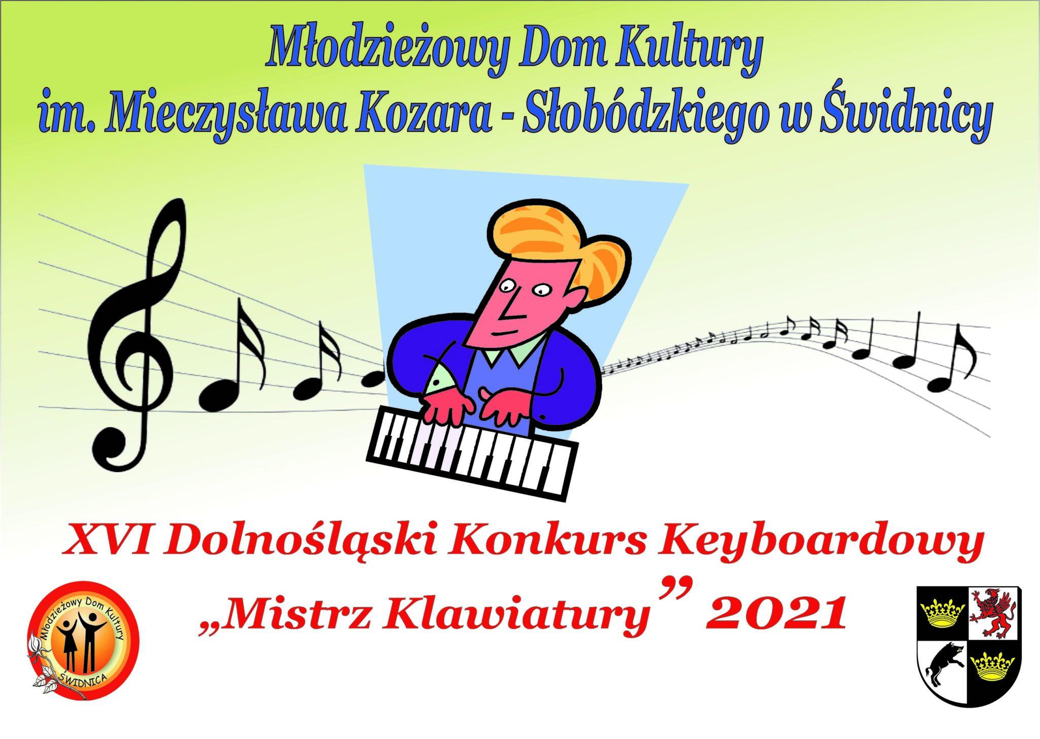 """XVI Dolnośląski Konkurs """"Mistrz Klawiatury'2021"""" – WYNIKI"""