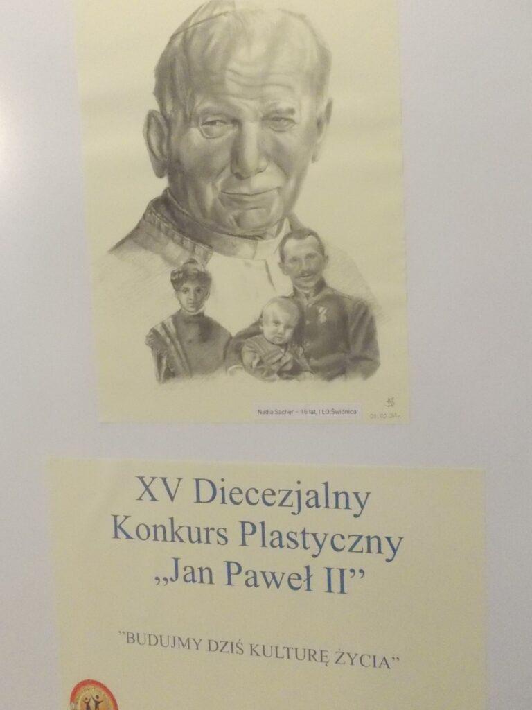 """Wernisaż """"Jan Paweł II"""""""