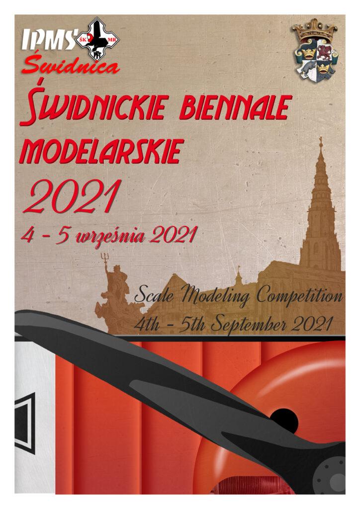Świdnickie Biennale Modelarskie 2021 !!!
