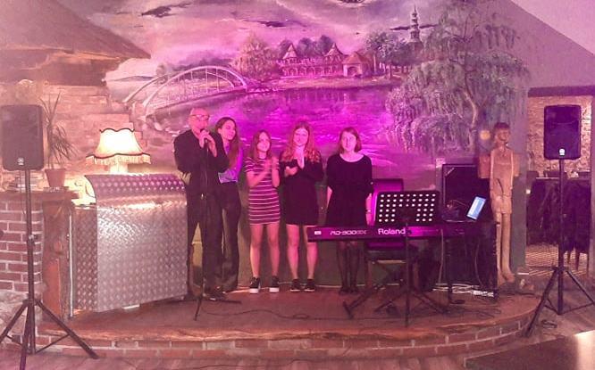 Koncert w Łaźni